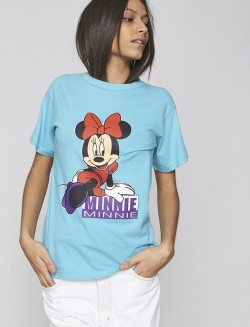 Minnie camiseta manga korta