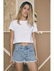Institutional Crop Top